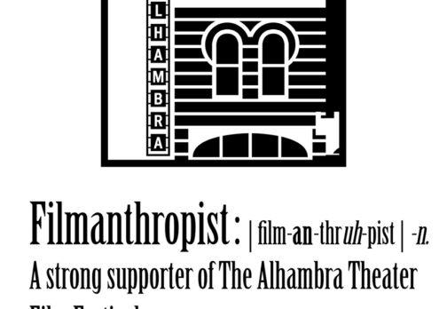 Filmanthropist T-Shirt design